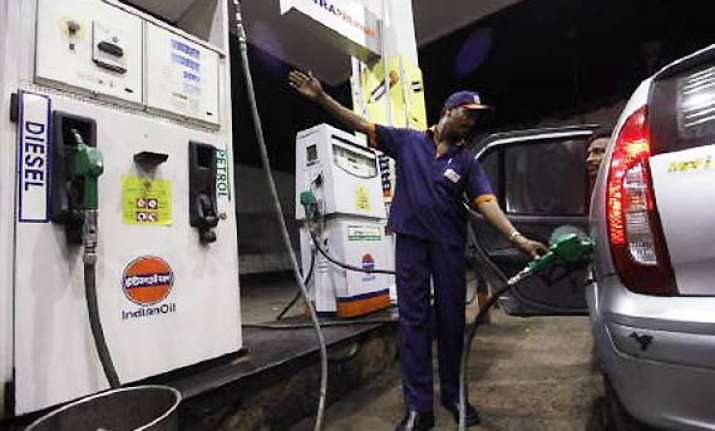 oilcos may review petrol rates on friday