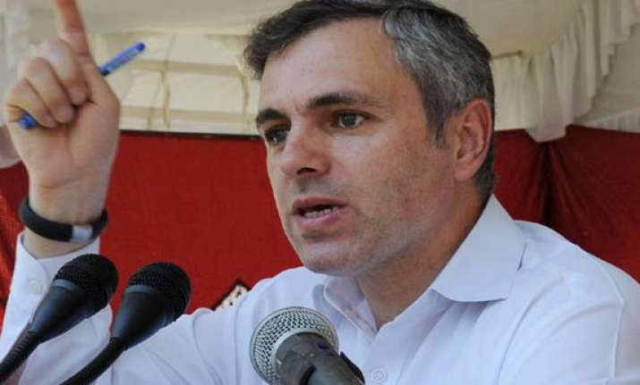 omar takes total responsibility for defeat