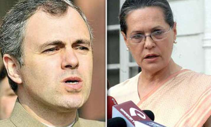 omar calls on sonia thanks her for centre s support