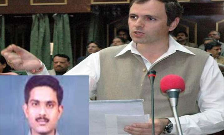 omar seeks support for early release of malkangiri collector