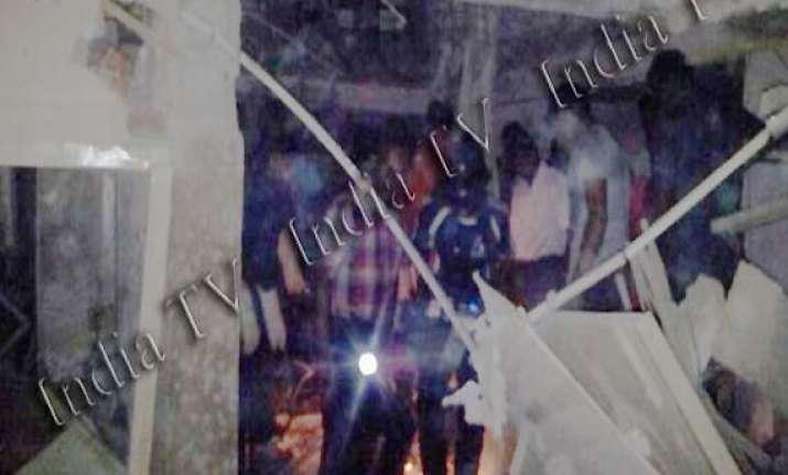 one dead several injured in lpg cylinder blast in jodhpur