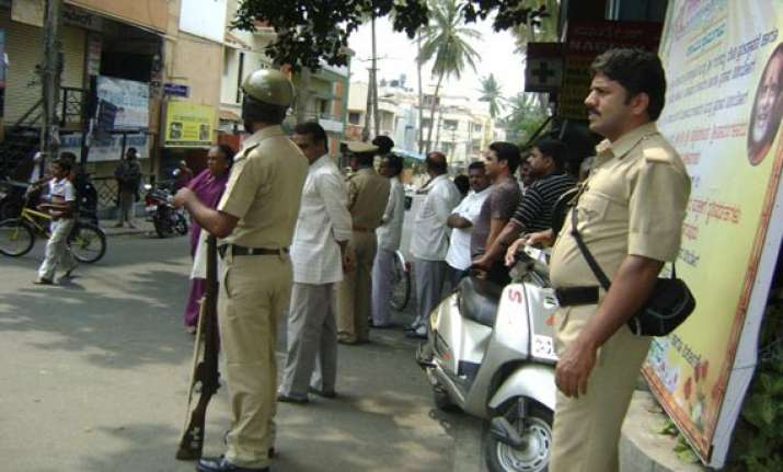 one killed another missing in bangalore building incident