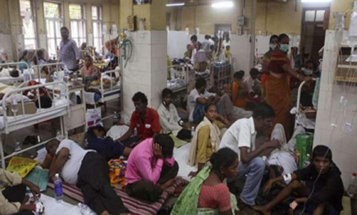 one more death dengue cases inch towards alarming 3 000