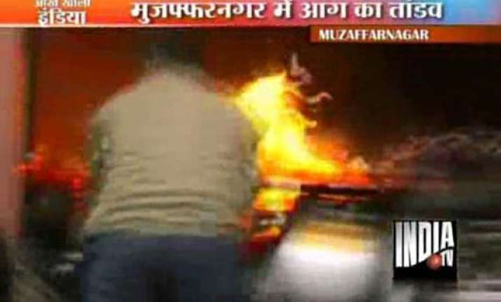one dead 20 suffer burns as lpg leak causes fire in a chat