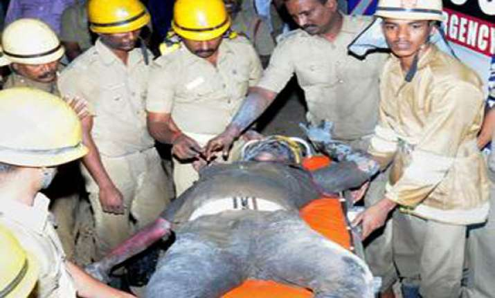 one dead three injured in chennai fire