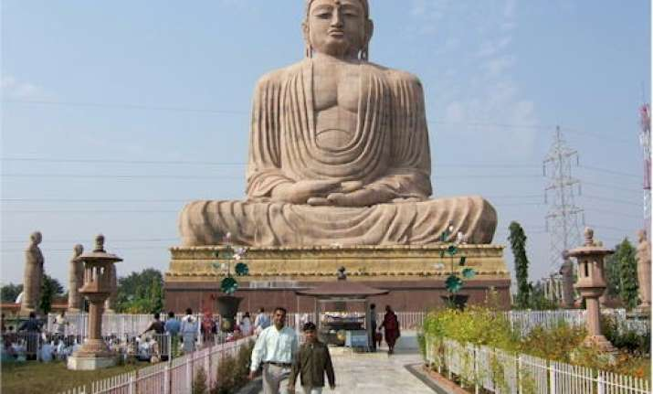 one lakh japanese tourists visited buddhist sites