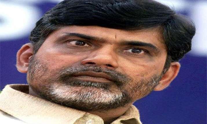 only narendra modi can develop india chandrababu naidu
