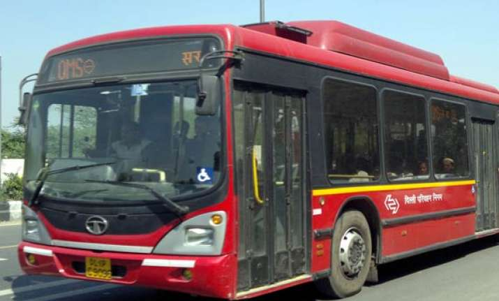 only fit drivers with valid licence to drive dtc buses hc