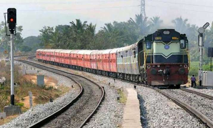 only 1 of 99 rail line projects sanctioned in 10 years