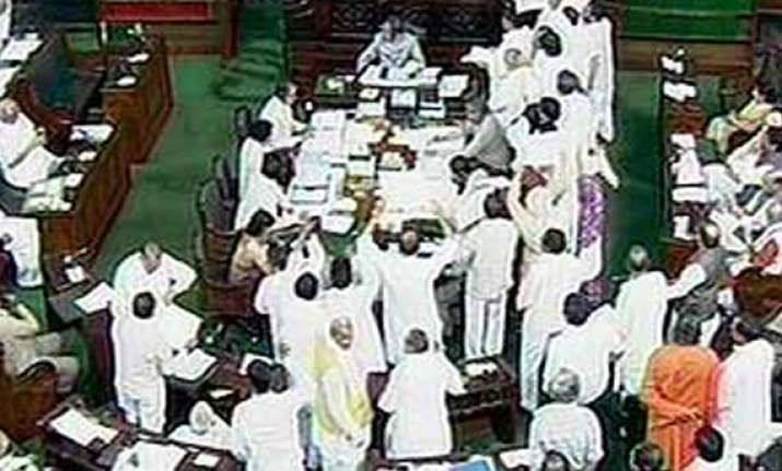 opposition lashes out at govt in lok sabha over pricerise