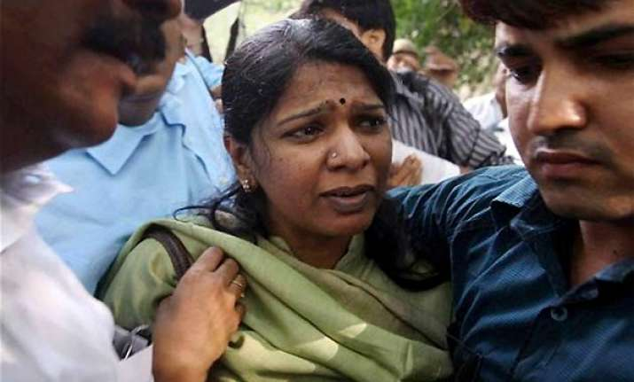 order on kanimozhi and other accused s bail pleas on nov 3