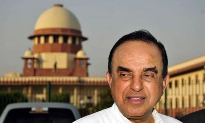 order on swamy s plea in 2g case to prosecute hm put up for