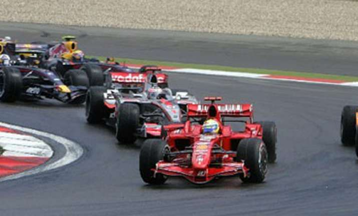 organizers rev up for india s inaugural formula one race