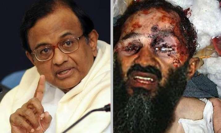 osama s killing proof that 26/11 terrorists in pak