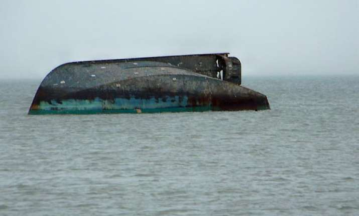 over a dozen missing in bihar boat accident