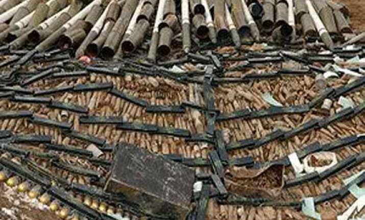 over 3 500 detonators recovered in bihar