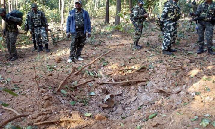 over 1 100 killed in naxal violence in 6 years chhatisgarh
