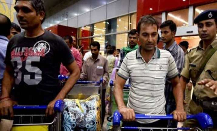 over 200 more indians to return from iraq tomorrow
