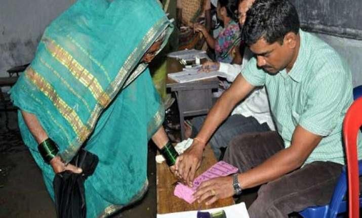over 85 pc polling in ap panchayat polls