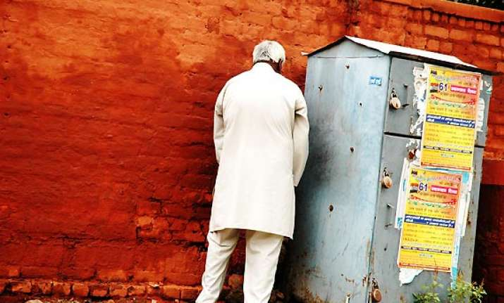 over 67 pc rural households in india are without toilet