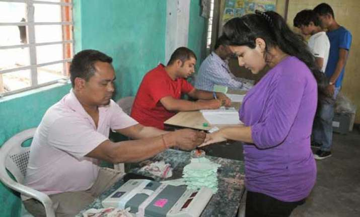 82 per cent polling recorded in west bengal