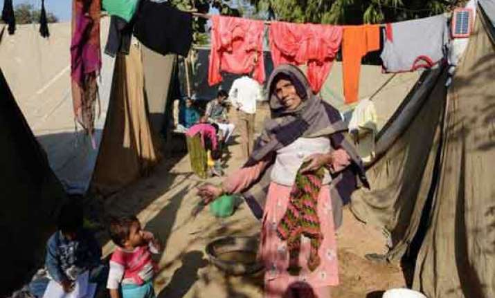 over 33000 riot refugees apply to register in voters list