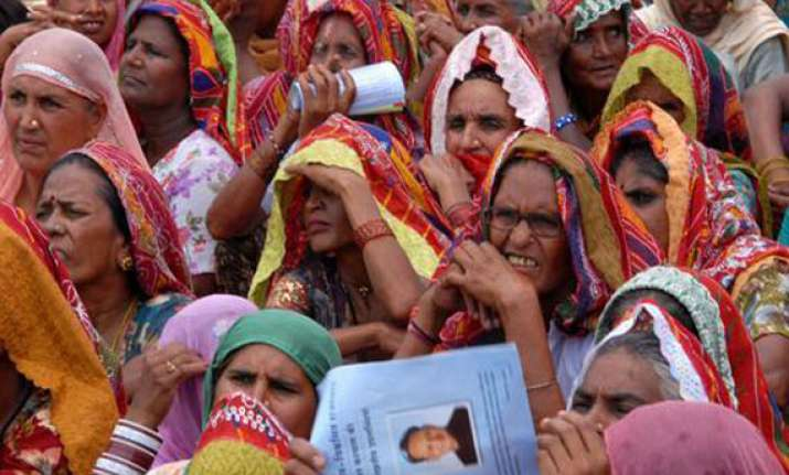 over 6 000 sensitive polling booths in rajasthan