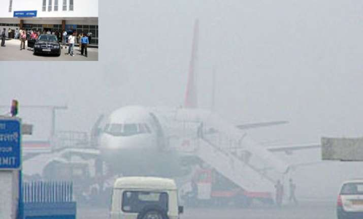 over 60 planes in queue chandigarh airport to operate all