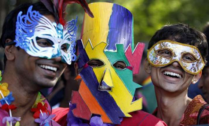over 1 000 gays take part in queer pride parade in bangalore