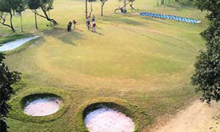 pac slams armed forces for gross misuse of golf courses