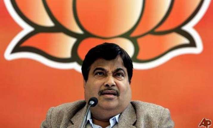 pac ruckus a black day in indian democracy gadkari
