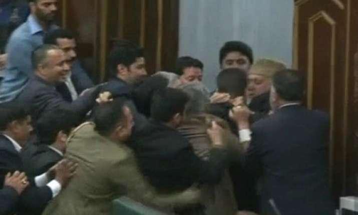 pdp mla slaps marshal inside jk assembly