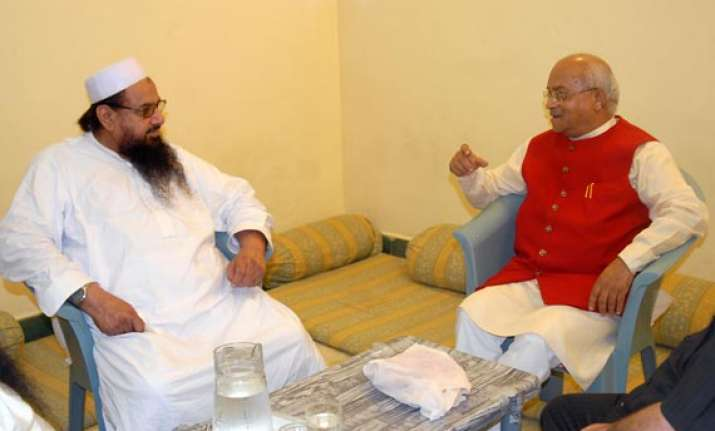pil seeks vaidik s arrest for meeting hafiz saeed