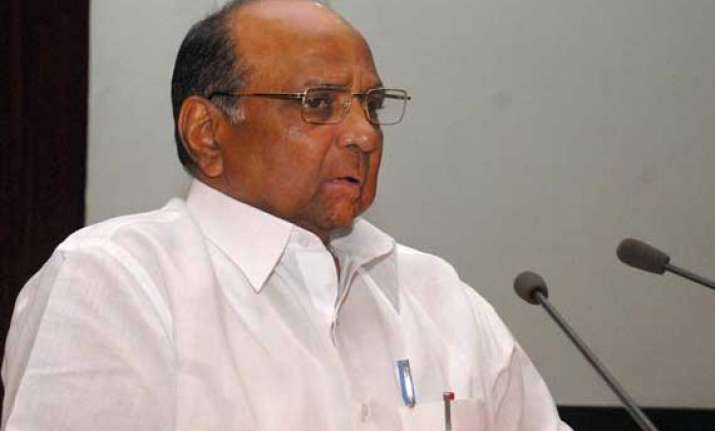 pil to be converted into petition against sharad pawar