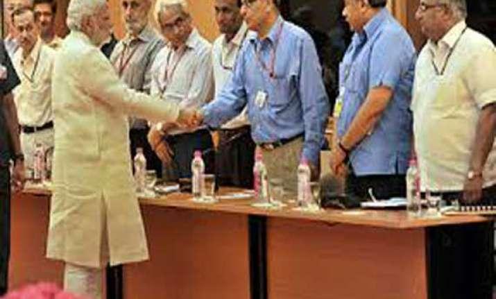pm narendra modi meets secretaries asks them to make