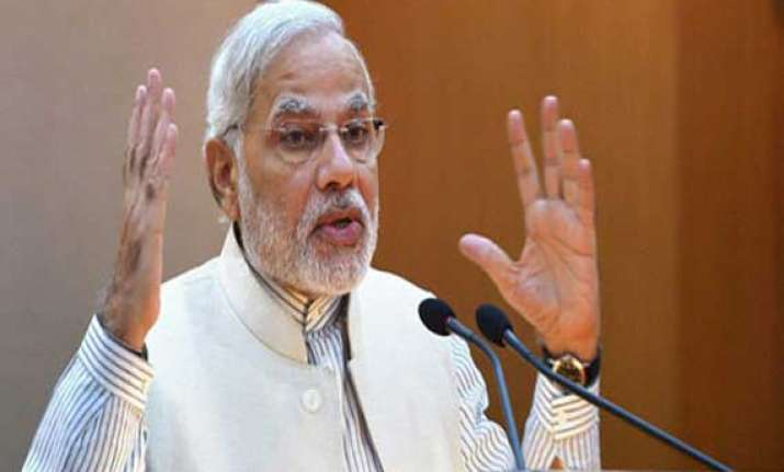 pm narendra modi takes stock of energy sector issues