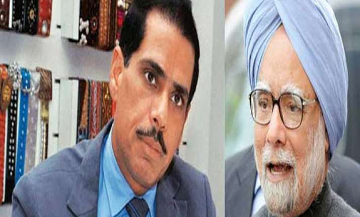 pmo declares records on robert vadra as confidential