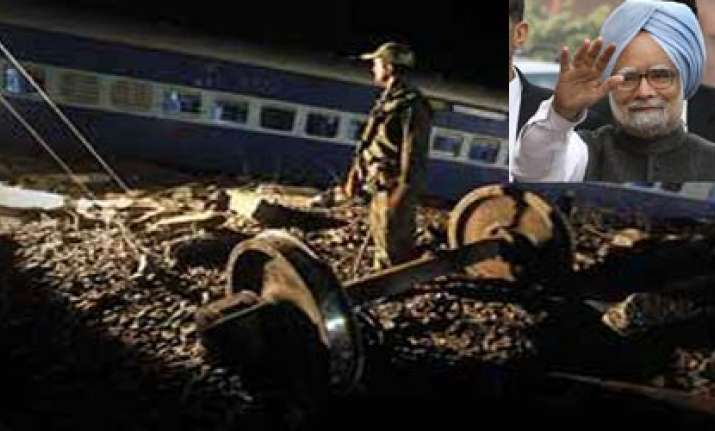 pm directs mukul roy to visit assam derailment site