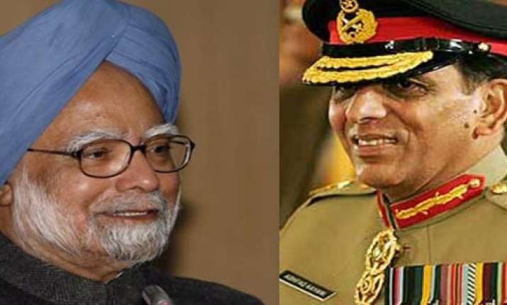 pmo denies media report that pm contacted kayani
