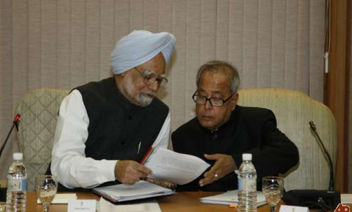 pm not weak he is alert to corruption says pranab