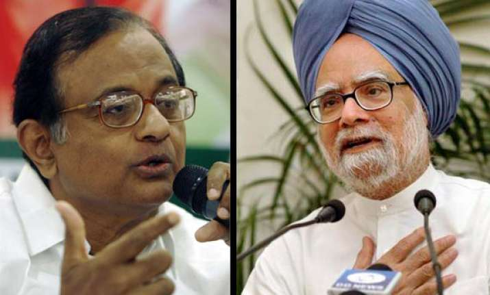 pm rejects oppn charge against chidambaram
