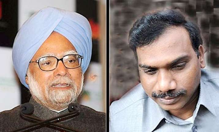 pm too is guilty for not getting 2g issue probed by gom raja