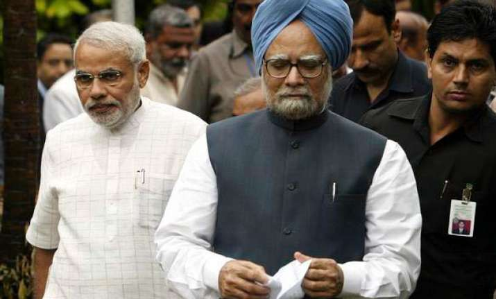 pm s remarks on amit shah biggest joke of 2011 says modi