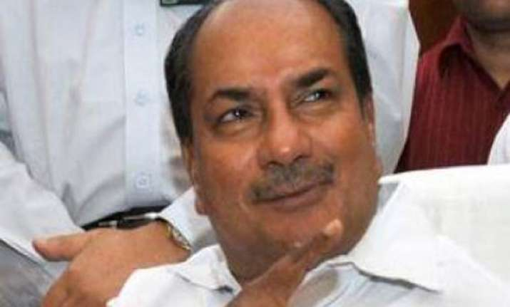 no one should expect a miracle in indo pak ties antony