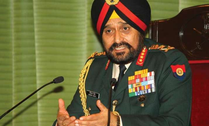 pak army supporting 42 terror camps says gen bikram singh