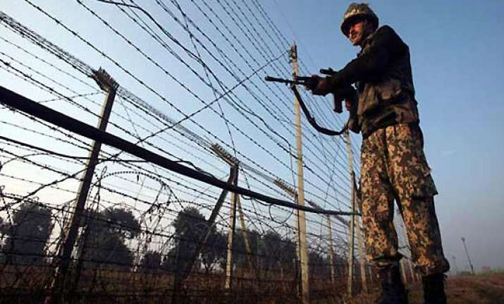 pak targets civilian areas in jammu 3 children among 4 hurt