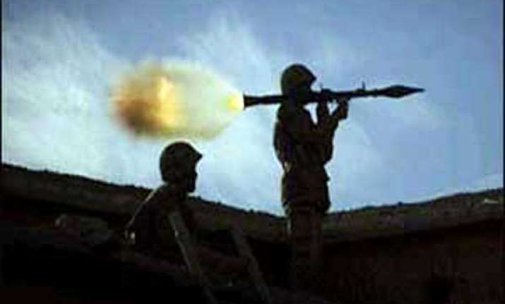pak troops fire whole night at indian posts in poonch sector