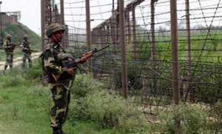 pak troops resort to shelling firing across loc