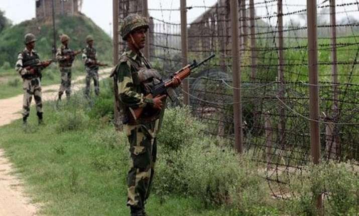 pak troops violate ceasefire again no casualties