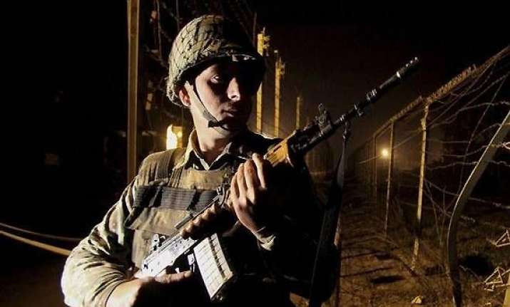 pak violates loc ceasefire again indian troops retaliate